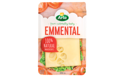 Emmental Sliced Cheese