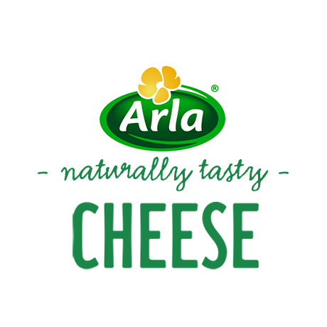 Arla hard and sliced cheeses