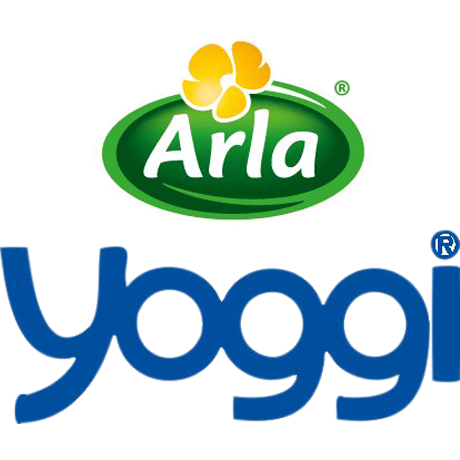 Arla Yoggi - yoghurt based on natural ingredients
