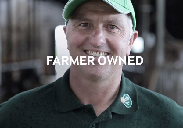 Farmer owned