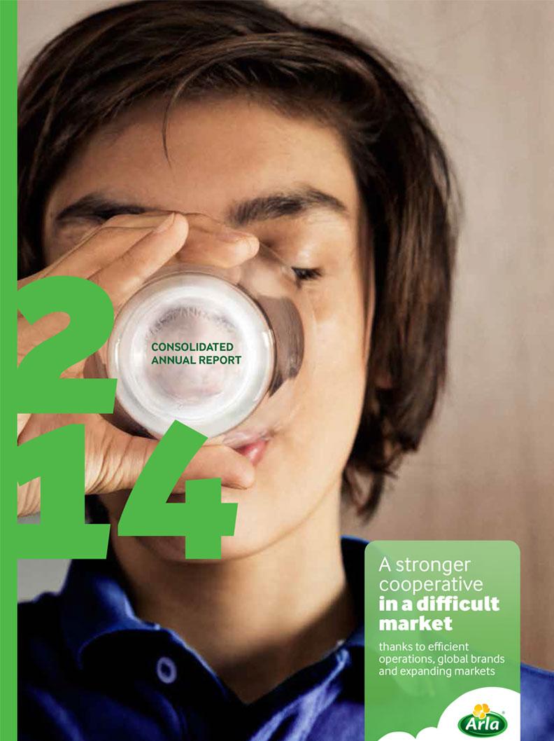 Arla foods annual report