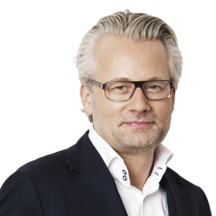 Peter Giørtz-Carlsen, Executive Vice President, Europe
