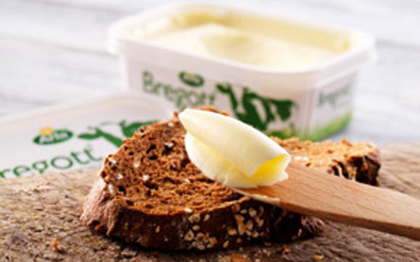 Bregott spreadable from Arla in Sweden
