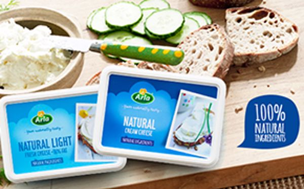 Arla Cream Cheese globally