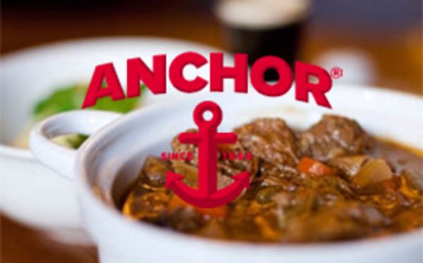 Anchor's recipes: Beef Stew